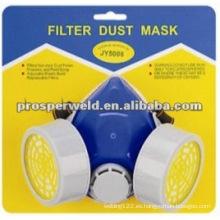Máscara de gas Respirador químico F-023-A