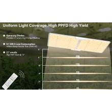 Smart indoor LED grow panel Light full spectrum