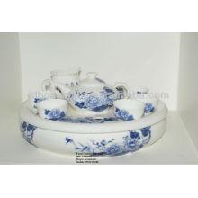 Китайский антиквариат и ретро домашнее украшение фарфоровая чашка и блюдце японские наборы для кофе и чая