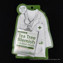 Unregelmäßige Form Gesichtsmaske Tasche (MS-FMB016)