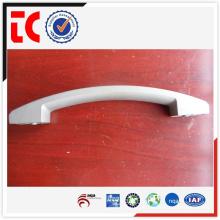 China Accesorio de la puerta del OEM / alta calidad El aluminio morir plateó la manija de puerta de la galjanoplastia