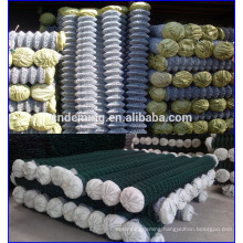 DM PVC coated Chain link Mesh ( Gold Supplier)