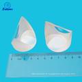 Prisme à angle droit et feuille de prisme et prisme en verre optique