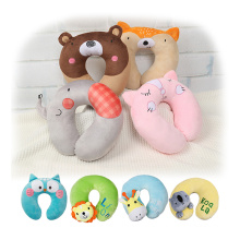 2021 Wholesale Kees&Mees New Design Cartoon Neck pillow Neck Support for Child