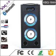 BBQ KBQ-164A 20W 2000mAh 2018 Professional Bluetooth Speaker Wireless