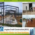 Niedrige Kosten und Qualitäts-Stahlkonstruktionen / Stahlschattenstruktur für Lager