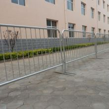 High Quality Hot mencelupkan kerdil Crowd Control Barrier