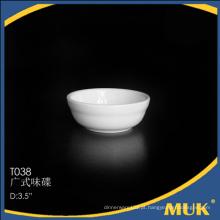 3,5 polegadas jantar conjuntos uso para alimentos saudáveis porcelana pequena pires