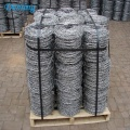 ขายร้อน Hot Dip Galvanized Barbed Wire
