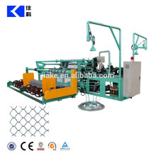 Melhor Preço China Fabricante Fully Automatic Wire Chain Link Fence Machine