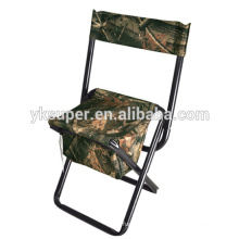 Camping products cooler stool/camo fishing stool with bag