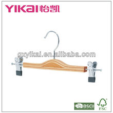 hot selling laminated clothes hanger with good quality with reasonable price in Guangxi