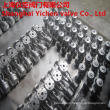 Válvula de controle de vapor on-off pneumático