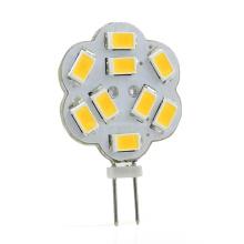 10-30V DC 4500k Nature White G4 9 5730 SMD Lampe à LED Ampoule