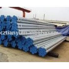 Tubulação de aço galvanizado ASTM A53B