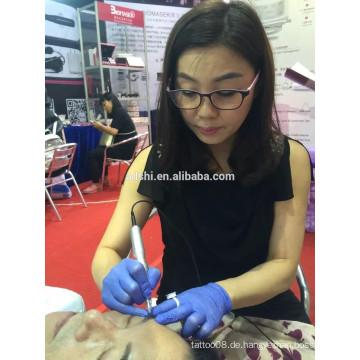 Hochwertige permanente Kosmetik Tattooing Kit für Augenbraue