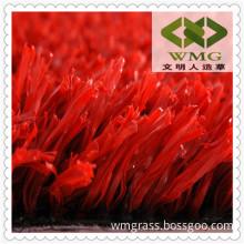 Red Football Grass Artificial
