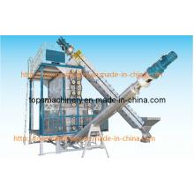 Não-Pressurizado Continuamente Tipo Devulcanizer para Recuperação Natural de Borracha / EPDM / NBR / Iir / SBR / Butyl / Latex Reclaim