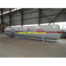30000 liter 15T horisontella ammoniak tankar