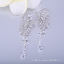 cheap earrings made in china fancy design hanging earrings