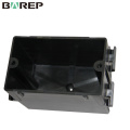 YGC-015 Подгонянная OEM коробка материал ПК соединения электропроводки