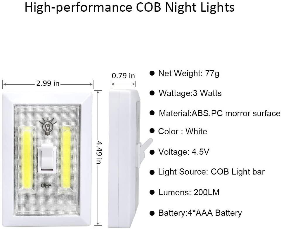 Led Switch Light