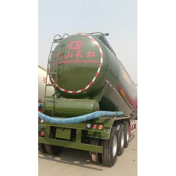 30cbm to 60cbm Dry Cement Bulker Tank Trailer