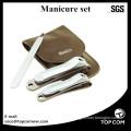 hotsale modern design stainless steel travel nail clipper