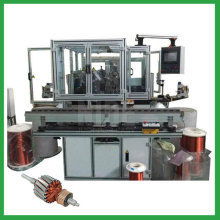 Mixer auto rotor winding machine