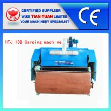 Máquina de cardação não tecida do algodão da coleção de poeira (HFJ-18)