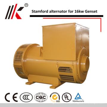 36 VOLT ALTERNATOR WITH 16KW BRUSHLESS AC 400V ELECTRIC MACHINERY