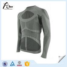 Underwear dos esportes de inverno Roupa interior térmica aquecida barata para homens