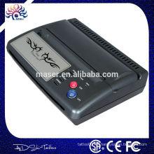 Copiadora térmica del tatuaje, máquina térmica de la copiadora Máquina de la transferencia del tatuaje, copiadora termal del tatuaje