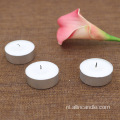 Unscented Candle Wedding Decorations For Tables Centerpiece