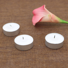 Wholesale 8g mini tealight candles in tin