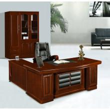 Mesa de oficina moderna escritorio ejecutivo, mesa de ordenador de oficina, muebles de oficina mesa de ordenador
