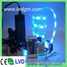 5050 RGB LED Strip Set Weißer RGB Controller und LED Dirver