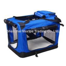 Steel Framed Folding Fabric Dog Crate