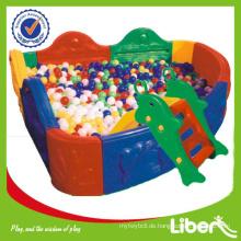 Indoor Spielplatz Soft Ball Pit mit niedrigem Preis LE.QC.002 Qualität gesichert