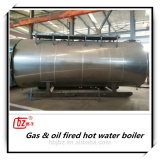 Oil burning Hot water Boiler for poultry house
