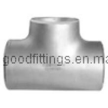 PED 3.1 Равный тройник из нержавеющей стали без шва