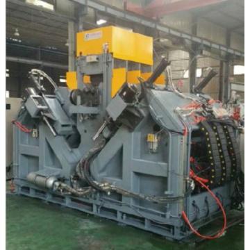 CNC-Hochgeschwindigkeitswinkelstahlbohranlage