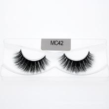 Factory Price Wholesale Custom Makeup 100% Nature 3D/5D Mink Eyelashes
