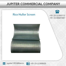 Rice Huller Screen