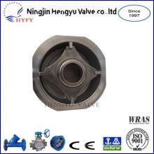 Eco-friendly api 594 dual plate wafer check valve