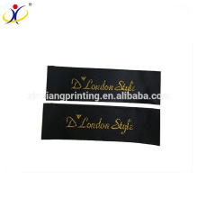 Custom Logo Cloth Label,Eco-Friendly Clothing Label Printer,Woven Clothing Label