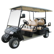 6-seat Utility Vehicle with Rear Jumper Seat, CE Approved