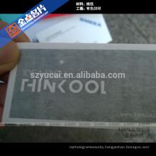 Silk screen embossing professional luxury business card printing printers