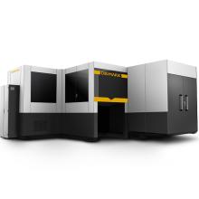 Sistema de injeção de moldes para pré-formas PET IPET400T / 5000g