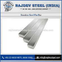 Leading Exporter of Stainless Steel Flat Bar 316L for Bulk Buying